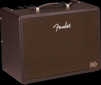 Picture of Amplificateur Guitare Electro-Acoustique FENDER 100 Watts Junior GO (batterie) Dark Brown