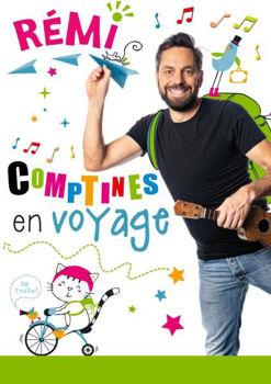 Picture of REMI COMPTINES EN VOYAGE | Dimanche 31 Octobre 2021 - 16h00 | Tarif enfant (-16 ans) 10€