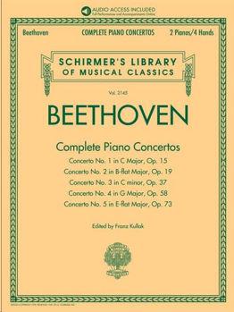 Picture of BEETHOVEN COMPLETE PIANO CONCERTOS + Accès Audios en ligne